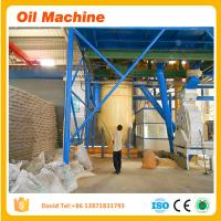 Buy cheap Small Scale Tea Tree Oil Machinery Teaseed Oil Refinery Plant Low Price product