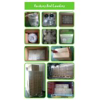 kitchen food waste machine packing and loading