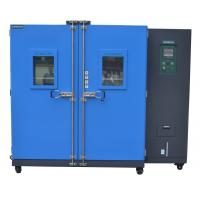 Buy cheap IEC60068 Big Size Paint Walk In Chamber With View Window For Climate Test product