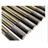 Buy cheap Grey Color WC20 Tungsten Welding Electrodes Ground Finish For Tig Welding product