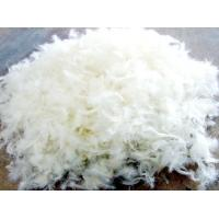 Buy cheap Duck Feather For Quilt Filling Material Soft / Natural Allergy Free product