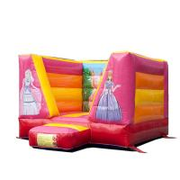 Buy cheap OEM PVC Princess Inflatable Bounce Castle With Blower For Child from wholesalers