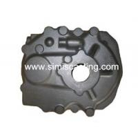 Buy cheap Case shell, ductile iron casting parts product