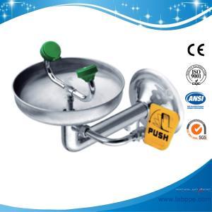 Buy cheap Estación montada SH359D-wall del lavado del ojo, lavado del ojo de la seguridad product