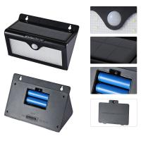 China Wireless Low Voltage Solar LED Security Light With Lithium Rechargeable Battery on sale