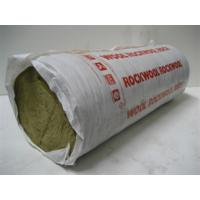 Buy cheap Rock wool blanket insulation with wire mesh for power plant and pipe insulation product