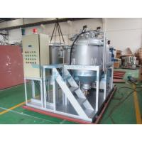 China Green Technology Pyrolysis Oil Refining System on sale