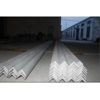 Buy cheap 316 Stainless Structural Steel Bar Angle product