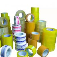 Buy cheap China manufacturer BOPP material Rolls Heavy Duty Packing transparent bopp tape 48mmx100 product