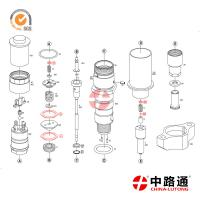 Buy cheap XiChai 6DL2 Injector 0 445 120 078 Yuchai YC6J common rail fuel injector product