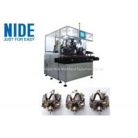 Buy cheap High Speed 5 Station Armature Balancing Machine with R Type Cutter product