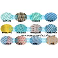 China Nonwoven wiper fabric of spunlaced non wovens wipes spun lace Chemical bonded Nonwoven on sale