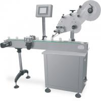 Buy cheap Electric Operation Automatic Sticker Labelling Machine PLC Control System from wholesalers