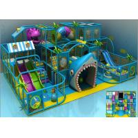 Buy cheap Pretty Cartoon Sea Sailing Indoor Playground Environmental Protection from wholesalers