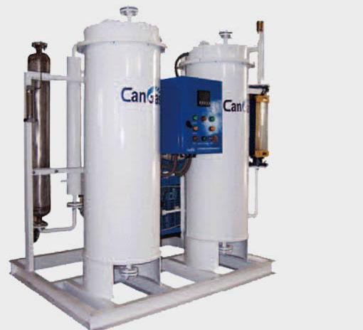 Nitrogen Gas Purifier ~ Cau h free heated nitrogen purifier