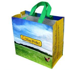 Buy cheap прокатанная мода пп кладет в мешки, сплетенные пп кладет в мешки, бумажный мешок, хозяйственная сумка product