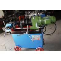 Chaser Threading Rebar Coupler Machine Multi - Function 62 r/min Rated Speed