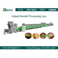 China Large Scale Instant noodles manufacturing machine with Full life Service on sale