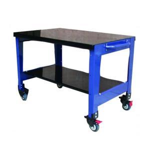 Buy cheap Blue Black Lockable 1100X700X830mm Heavy Duty Workbench product
