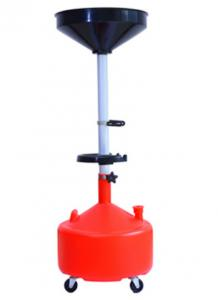 Buy cheap Plastic Upright 8 Gallon Portable Waste Oil Tank product