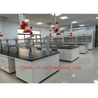 China Blue or Customized Chemical Lab Cabinet Laboratory Furniture For Chemical College  Lab on sale