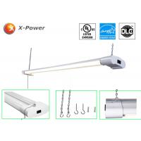 Buy cheap 40 Watt Double Integrated Led Shop Lights Hanging Garage Lamp 80 CRI For Garage product