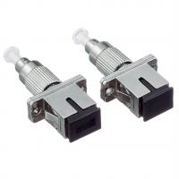 Buy cheap Metal Type Hybrid Fiber Adapter 2.5mm - 1.25mm For Visual Fault Locator from wholesalers