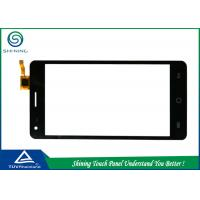 ITO Film Mobile Capacitive Touch Panel Projective 5 inch High Stability