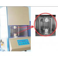 Buy cheap Fully Automatic Rubber Testing Instruments Mooney'S Viscosimeter ISO9001 Approval product