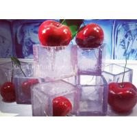 Buy cheap Window Display Custom Fruit Statues , Large Fiberglass Statues Safe Delivery product