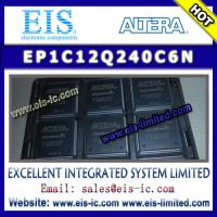 Buy cheap EP1C12Q240C6N - ALTERA - Cyclone FPGA Family - Email: sales009@eis-ic.com from wholesalers