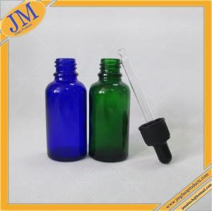 Buy cheap бутылки 1оз голубые и зеленые капельницы с черной пластиковой крышкой product