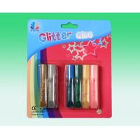 Buy cheap Customized Non toxic / Acid Free Glitter Stationery Glue for School , Office product