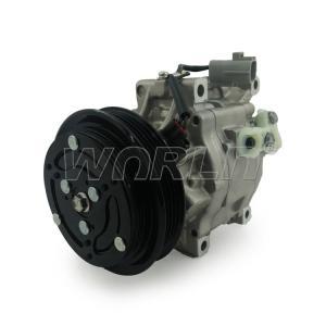 Buy cheap High Precision Car Scroll Compressor SCSA06C 88310-52120 For Corolla E120 Yaris XP10 product