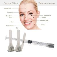 China Injectable Hyaluronic Acid Dermal Filler For Lip Buttock Breast Injection/anti wrinkle sodium hyaluronate gel on sale