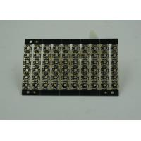 Buy cheap Immersion Gold PCB Board Fabrication / Black Thick PWB Printed Wire Board product