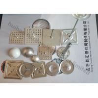 Buy cheap Custom Self Adhesive Insulation Pins With Metal Self Locking Washer And Dome Cap product