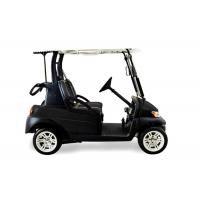 Buy cheap Soft Leather Seat Electric Street Legal Golf Cart After The Double Drive And Cover product