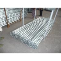 Quality Kwikstage scaffolding ledger hot dip galvanized for sale
