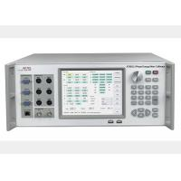 Power Monitoring Equipment : Frequency harmonics energy meter calibrator a power