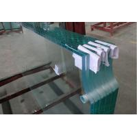 Buy cheap 8mm tempered / toughened glass with China factory price product