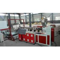Buy cheap PVC Hollow Out Door Mat Manufacturing Machine High Output 300kg/h SGS Approved product