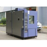Buy cheap 1000L Water Cooled Programmable ESS Climatic Chamber for Heat and Cold Testing product