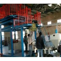 Buy cheap Durable Monolayer Blown Film Machine , Rotary Blowing Machine For PVC Film from wholesalers