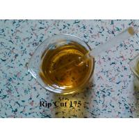 Buy cheap Oily Injectable Anabolic Steroids Rip Cut 175 for Bodybuilders from wholesalers
