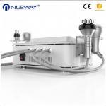 Buy cheap Nubway 80W radio frequency power ultrasonic cavitation vacuum for skin tightening product