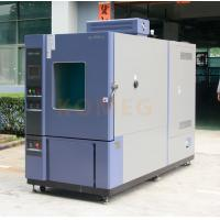 Buy cheap Air Cooled Stainless Steel  ESS Chamber With Touch Screen Controller product