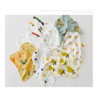 Buy cheap Food Grade Pure Cotton Handkerchiefs Muslin Baby Bibs Infant Washcloths Quick Dry Cloths product