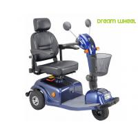 Buy cheap 24V 40Ah Three Wheels Electric Mobility Scooter 6Km - 12Km / H 88Kgs Multi Function product