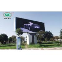 China SMD Aluminum Vertical Video Advertising LED Billboards Environmental Protection on sale